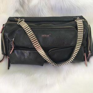 Matt & Nat Handbag Black Vegan Leather Bag
